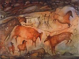 Tecniche di pittura preistorica | Blog di artei